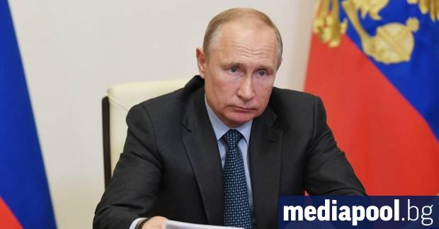 Руският президент Владимир Путин не изключи да се кандидатира за