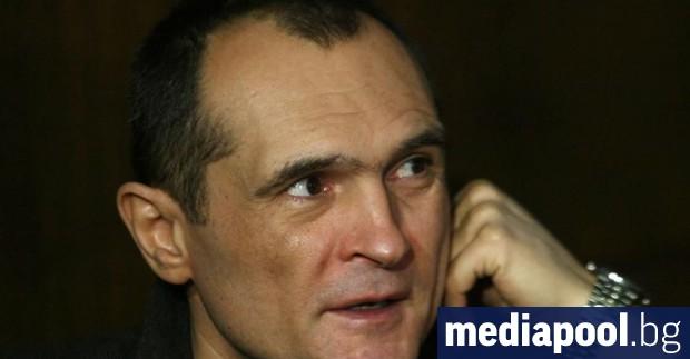 Хазартният бос Васил Божков, който от месеци се укрива в
