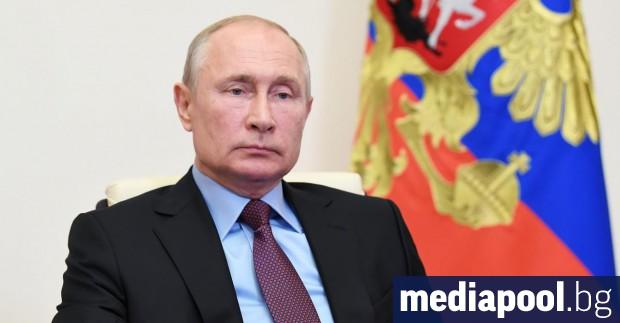 Руският президент Владимир Путин заяви, че демонстрациите в САЩ срещу