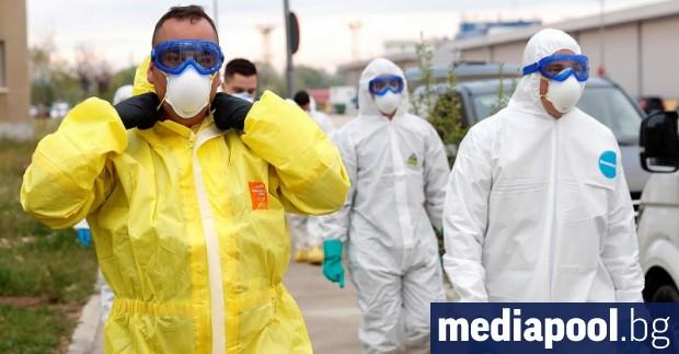 Повече от 600 медицински сестри са починали от Covid-19 по