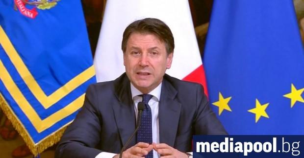 В Италия от другата седмица започва нова фаза на смекчаване