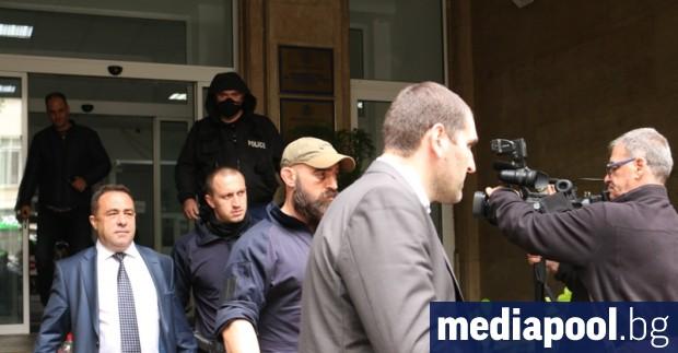 Очаквано премиерът Бойко Борисов освободи арестувания Красимир Живков от поста