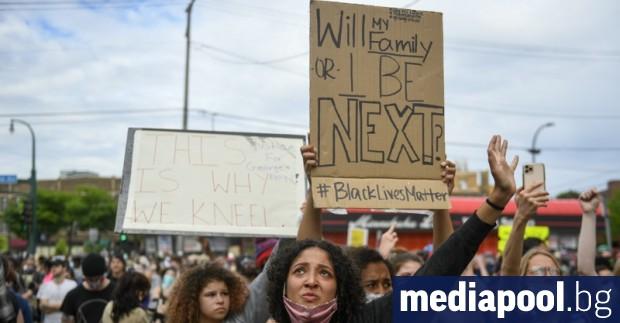 От началото на демонстрациите в САЩ лъжливите информации се множат:
