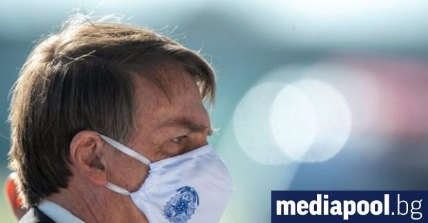 Бразилия отчете рекорден дневен брой смъртни случаи от Covid-19 за
