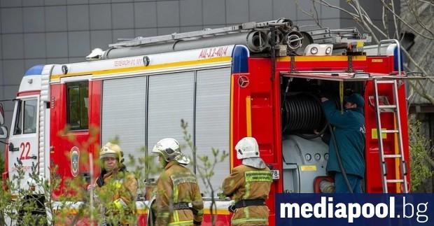 Един пациент почина при пожар в болницата