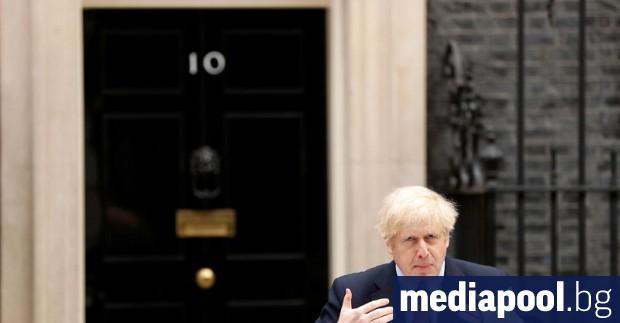 Британският премиер Борис Джонсън е готов да приеме налагането на