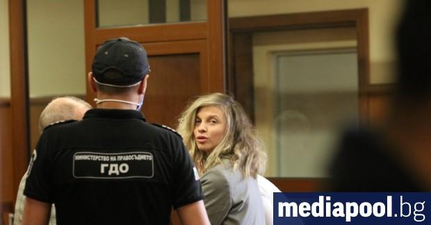 Специализираният наказателен съд пусна под домашен арест Лиляна Деянова –