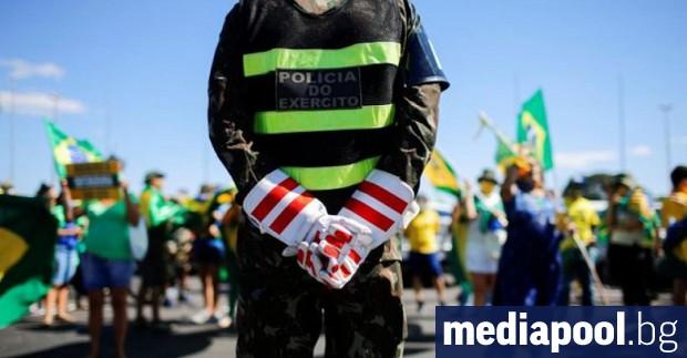 Призиви бразилската армия да затвори Конгреса и Върховния съд се