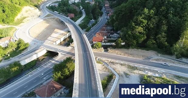 Премиерът Бойко Борисов откри изграденият за около 7 години 23-километров