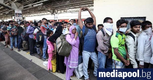 Броят на заразените с новия коронавирус в Индия надхвърли 190