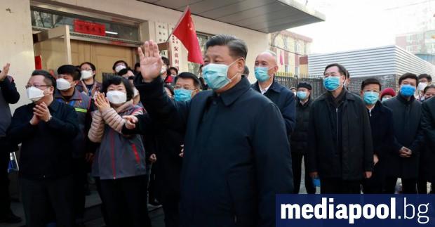 Китай съобщи за 49 нови случая на коронавирус, а столицата
