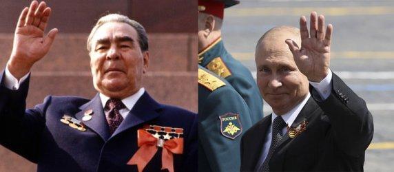 Владимир Путин по стъпките на Брежнев