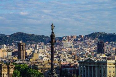 Кметицата на Барселона иска дебат за паметника на Христофор Колумб