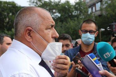 Борисов след разпита: Прокуратурата прави тези събития публични, за да се угоди на Радев