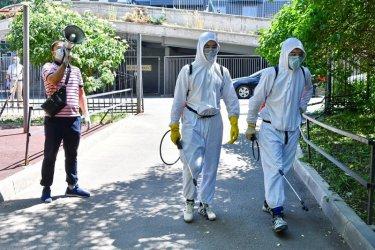 Централна Азия се бори с втора вълна на коронавируса