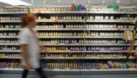 Депутати искат забраната за онлайн търговия с детски храни да отпадне