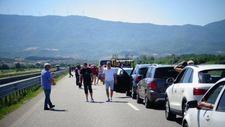 """Туристите вече влизат в Гърция само през ГКПП """"Кулата"""""""
