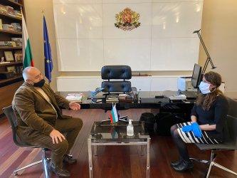 Херо Мустафа след среща с Борисов: Не е моя работа да зова за оставки