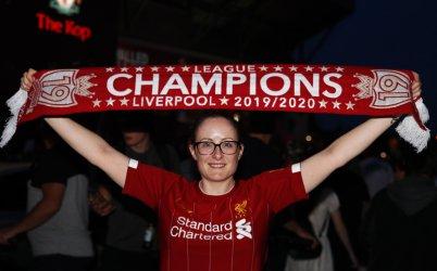 """""""Ливърпул"""" е новият шампион на Англия"""