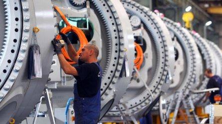 Увеличават се германските промишлени поръчки