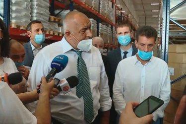 Борисов: Не съм момиче да си пазя SMS-ите