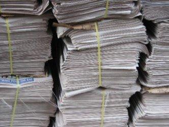 Тиражите на вестниците спаднали с близо 22%