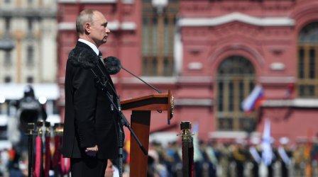 Без маски. В Москва се проведе отложеният Парад на победата