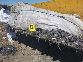 Разследващите твърдят, че са изровили 120 тона отпадък на Бобокови край Червен бряг