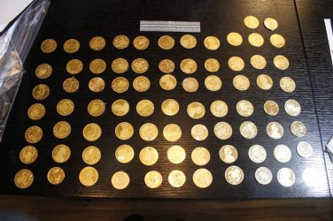 Прокуратурата пак прибра златото на бизнесмена Илия Златанов