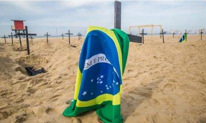 Латинска Америка задмина Европа по брой на заразените с коронавируса