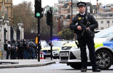 При безредици в Лондон бяха ранени 15 полицаи