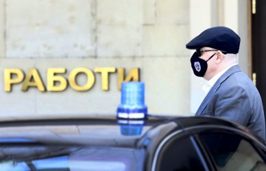 Прокуратурата атакува протестите със СРС-та с Божков