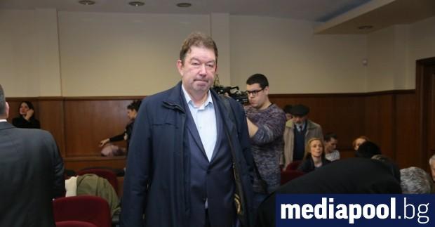 Съдия Виржиния Петрова, която гледа делото за източването на Корпоративна