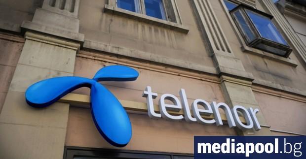 Управлението на мрежата на телекомуникационната компания