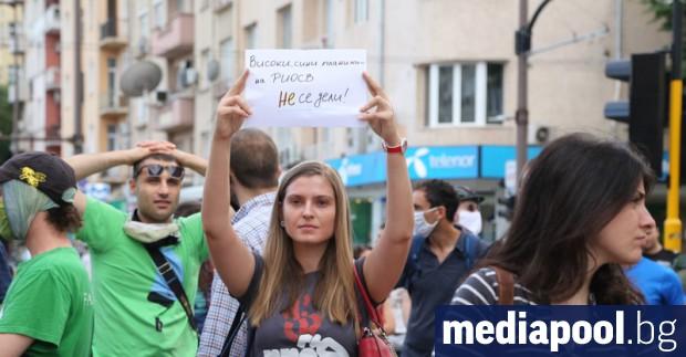 В 13 града ще се проведат във вторник протести срещу