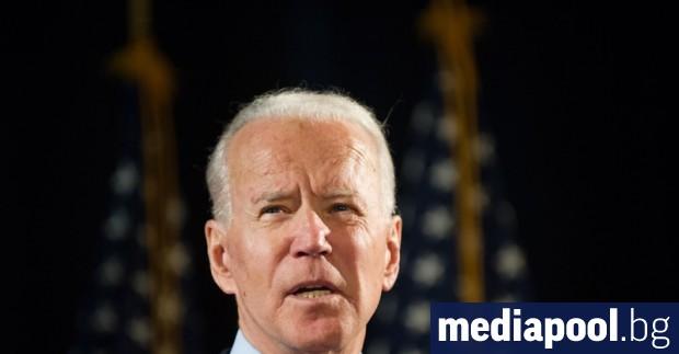 Бившият вицепрезидент на САЩ Джо Байдън спечели вчера първичните избори