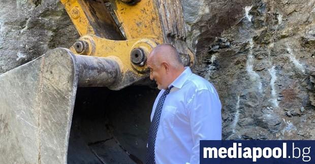 Премиерът Бойко Борисов посети Велинград и региона в четвъртък, за