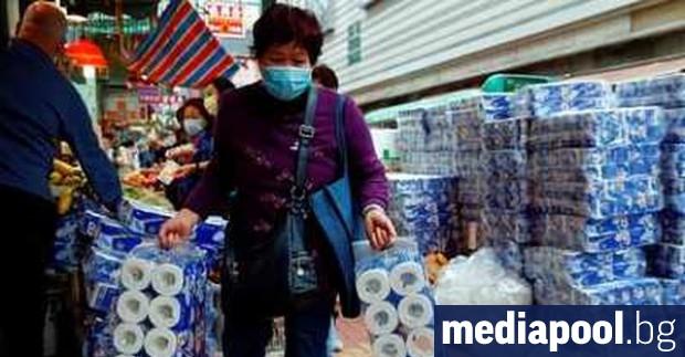 Службата по образованието в Хонконг обяви, че от понеделник спира