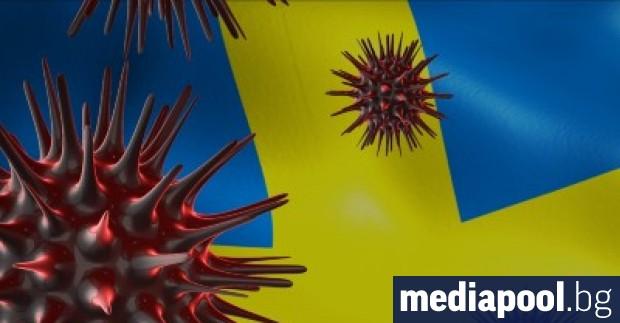 Броят на заразените с новия коронавирус в Швеция нарасна с