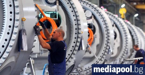 Германската промишленост е отчела скок на новите поръчки през май,