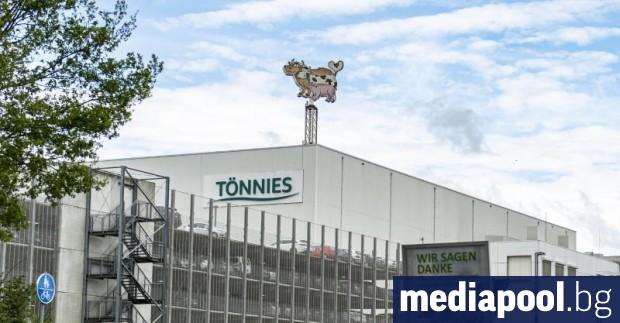 Германските власти проверяват дали кланицата