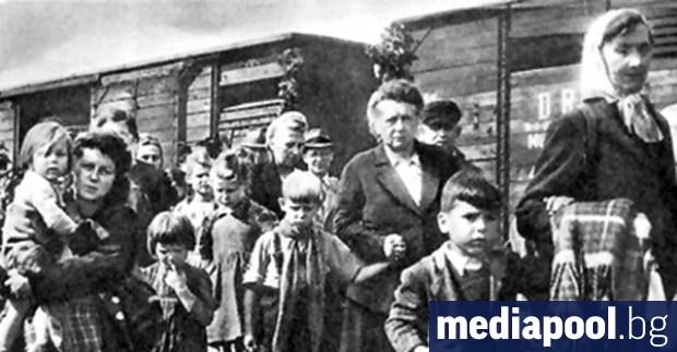 От опасания с бодлива тел лагер Йорг Баден помни най-вече