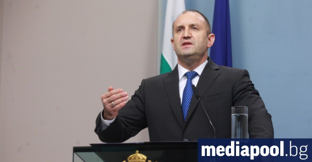 Президентът Румен Радев дава в сряда изявление след поредица скандали,