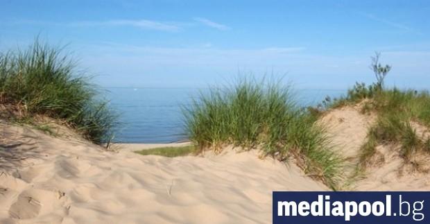 Около половината от съществуващите пясъчни дюни по българското Черноморие не