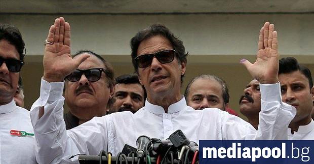 Пакистанският министър-председател Имран Хан определи убития лидер на терористичната организация