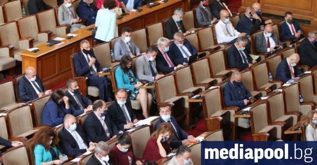 ГЕРБ и патриотите внесоха законопроект за спасяване на т. нар.