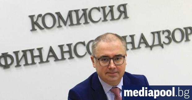 Владимир Савов е предложен за зам.-председател на Комисията за финансов