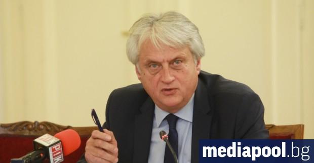 Президентът Румен Радев назначи бившия председател на Бюрото за контрол