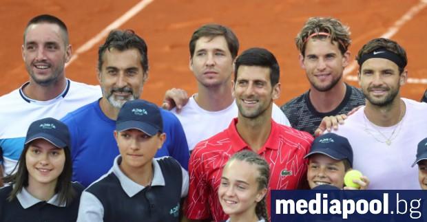 Бащата на световния номер 1 в тениса Новак Джокович -