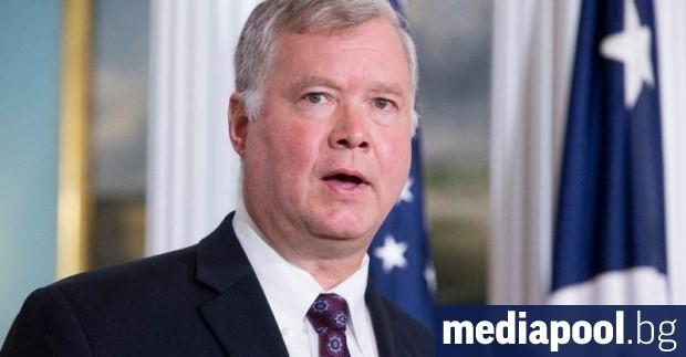 Американският заместник-държавен секретар Стивън Бигън каза днес, че правителствот